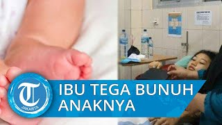 Gadis 18 Tahun di Purworejo Melahirkan Sendiri di Kos Tega Sumpal Mulut Bayi & Taruh di Lemari