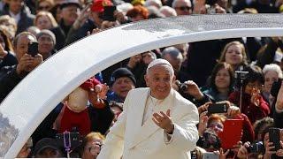 Onde está Deus? Reflexão do Papa na audiência geral