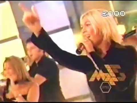 S Club 7 - Bring It Al Back Live At Musique Plus 2000