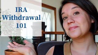 How to Withdraw Retirement Funds: Traditional IRA
