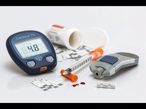 La tasa de azúcar en la sangre en los gatos 9 años