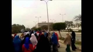 preview picture of video 'طلاب ضد الانقلاب جامعة المنيا 16/3/2015'