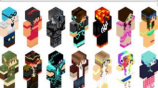 How To Get Free Minecraft Skins Mobile