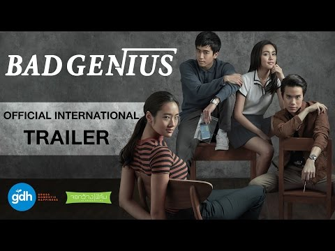 Bad genius official international trailer  2017    gdh