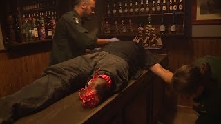 How 'Hollywood' Special Effects Are Helping Train Medics | Forces TV