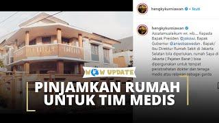 Hengky Kurniawan Berniat Pinjamkan Rumah untuk Istirahat Tim Medis namun Ditolak Warga
