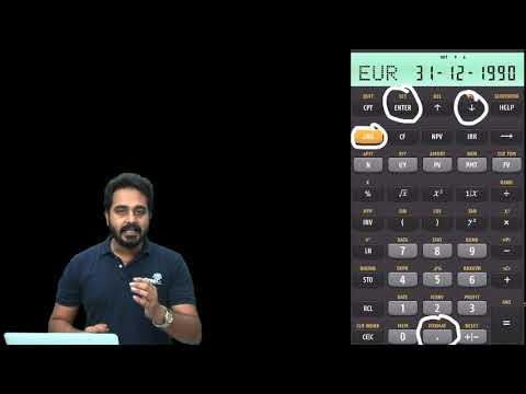 Texas Instruments BA II Plus Tutorial for CFA and FRM - How to ...