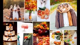 Creative Fall Wedding Ideas On A Budget