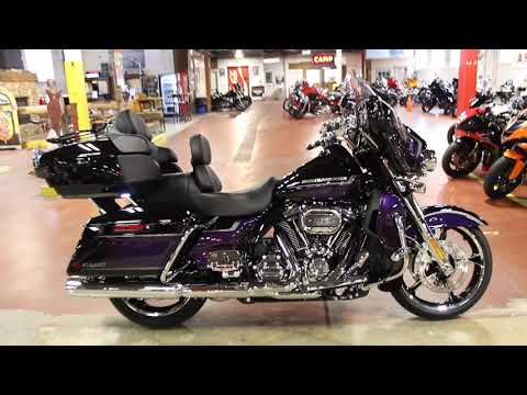 2021 Harley-Davidson CVO™ Limited in New London, Connecticut - Video 1