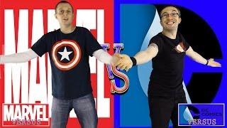 vidéo Marvel VS DC #02
