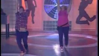 victor sandra dancing funk choreography lady gaga - kaboom