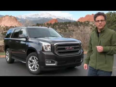 2015 Chevrolet Tahoe/Suburban and GMC Yukon/XL Test Drive