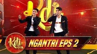 KEREN BGT! Duo Mutstaq & Musfiq Langsung Jadi Idola Iis & Bunda Hetty - Ngantri KDI Eps 2 (17/7)