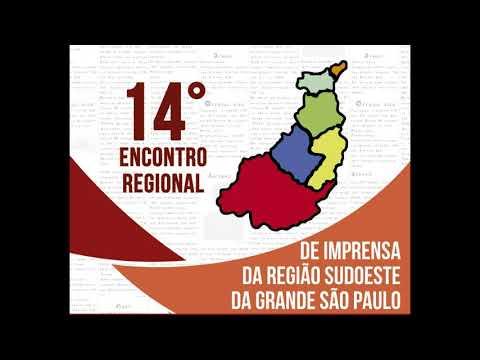 14º Encontro Regional de Imprensa da Região Sudoeste da Grande São Paulo
