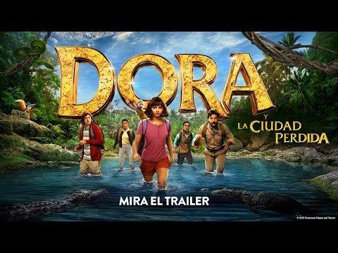 DORA Y LA CIUDAD PERDIDA - TRÁILER D DOBLADO