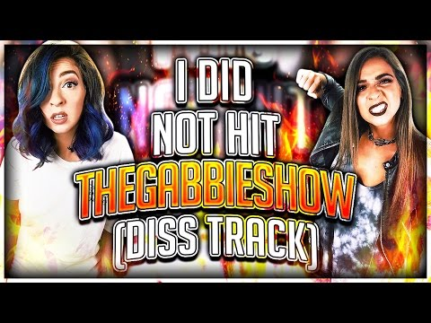 TheGabbieShow Lied about Being Abused!!!(MY BEST DISS TRACK)