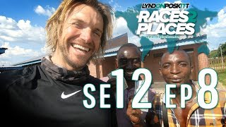 Races to Places SE12 EP08 - Adventure Motorcycling Documentary Ft. Lyndon Poskitt