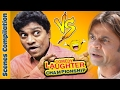 Johnny Lever Comedy Scenes  VS  Rajpal Yadav Comedy Scenes {HD} - 2 - Comedy Laughter Championship