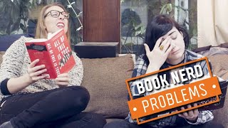 Being Competitive | Book Nerd Problems