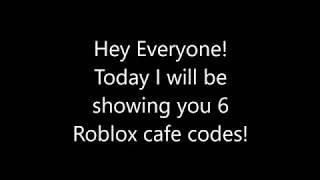 bloxburg cafe menu id - TH-Clip