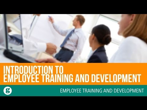 Introduction to Employee Training and Development - YouTube