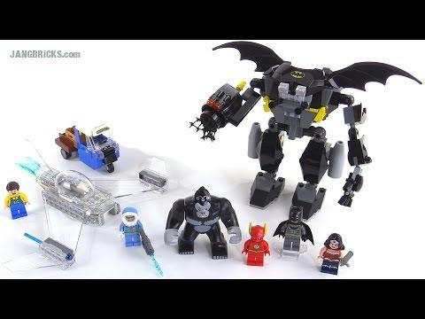 LEGO® Super Heroes Горилла Грод свирепеет 76026
