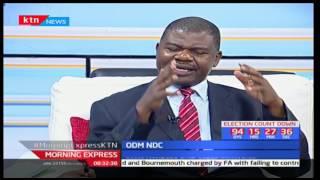 Morning Express: ODM National Delegates Conference