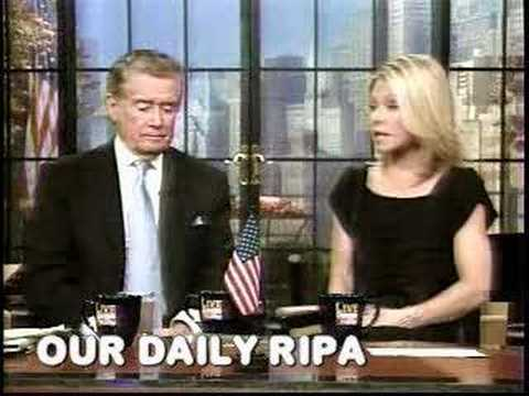 Video Of Clay Incident, Harrassment Of Kelly Ripa Mp3