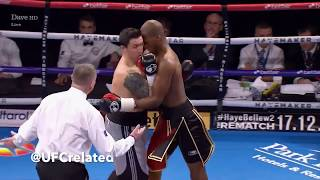 MMA Star Michael Page makes successful boxing debut