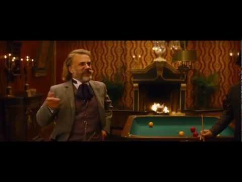 Trailer Django desencadenado