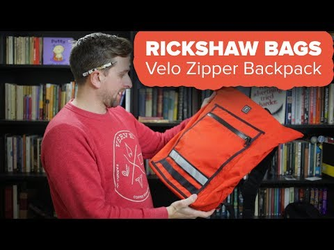 Rickshaw Velo Backpack