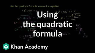Quadratic Formula 2