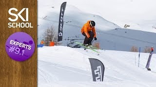 Expert Ski Lessons #9.1 - How to Jump on Skis