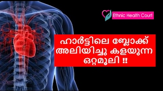 Natural Home Remedy For Heart Blockage Without Angiogram Surgery | Ethnic Health Court