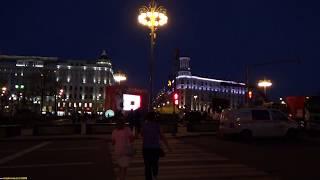 Москва 9 мая 2018