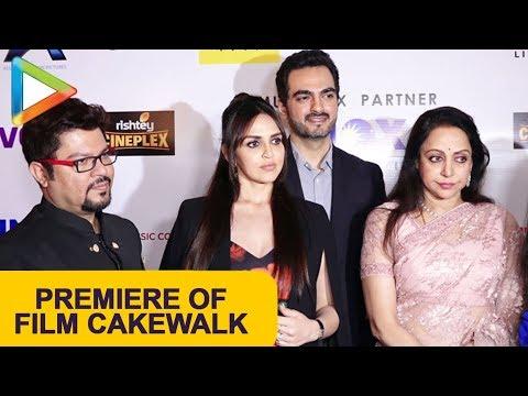 UNCUT: Cakewalk Short Film Premiere | Esha Deol, Hema Malini
