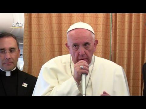 La France, l'Europe et le populisme selon le pape