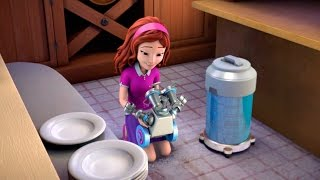 Finding the pets: Olivia – LEGO Friends – Mini Movie Part 3