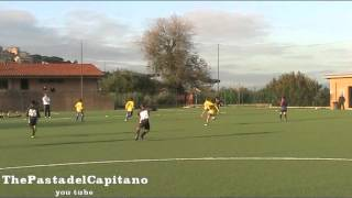 preview picture of video 'Colonna - San Cesareo - 2° campionato - stagione 2012'