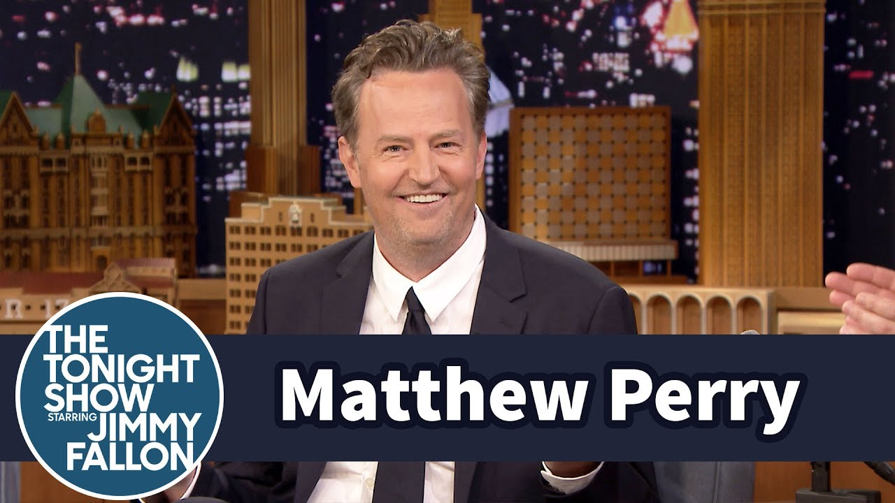 Working on Friends Spoiled Matthew Perry thumbnail