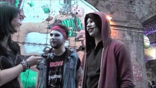 A Joker's Rage interview @ Medrock 2014