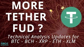 More Tether FUD on the Horizon?  Bitcoin price update for 11.112.2018