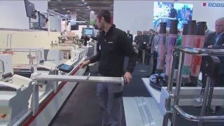 BOBST M4 Line - Printing press for labels & flexible packaging