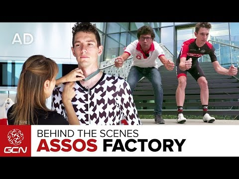 How Is A Skinsuit Made? | Behind The Scenes At Assos HQ