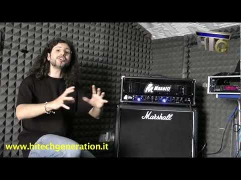 La perfetta fusione tra elettronica e musica: amplificatori per chitarra