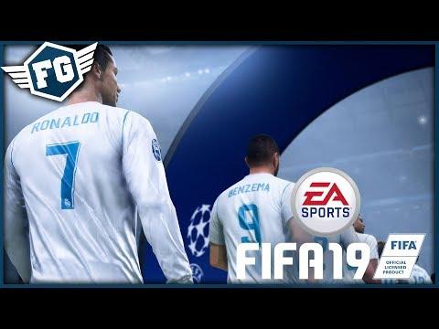 HRAJEME ZA JIMA HUNTERA - FIFA 19: Cesta #1