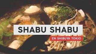 VLOG: COMIENDO BUFFET DE SHABU SHABU EN JAPÓN