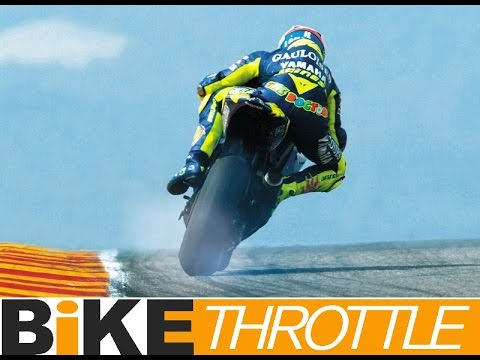 Greatest MotoGP Slides In History Valentino Rossi CRAZY Drifts Indonesia DriveTribe