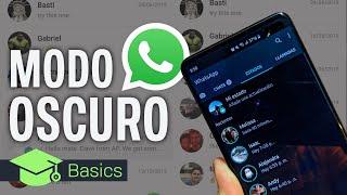 WhatsApp para iPhone y Android ya tiene MODO OSCURO: así puedes conseguirlo y activarlo