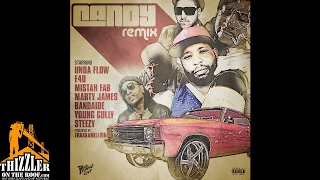 Unda Flow ft. E-40, Mistah F.A.B., Marty James, Bandaide, Young Gully & Steely - Candy Remix (prod.